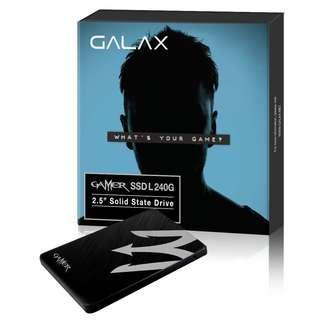 🚚 GALAX GAMER SSD L 240GB S11 (TIAA1D4M4BG49CNSBCYDXN)