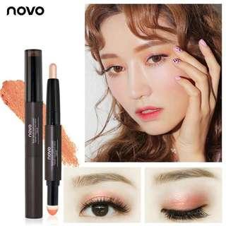 NOVO 3D 2 in 1 Air Cushion Eyeshadow