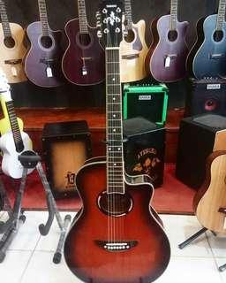 Acoustic Eletric Yamaha