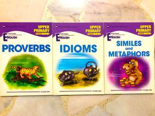 Primary school English books