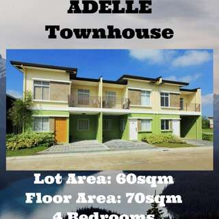 Adelle Townhouse for Sale