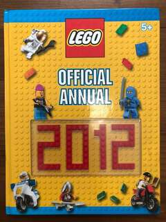 BN LEGO Official Annual 2012 #Odd one out ##Snake and ladder #puzzles #maze