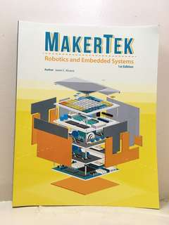 MakerTek (Robotics) Book