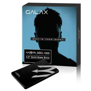 🚚 GALAX GAMER SSD L 120GB S11 (TGAA1D4M4BG49BNSBCYDXN)