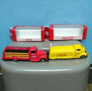 Lori & Truck Coca Cola