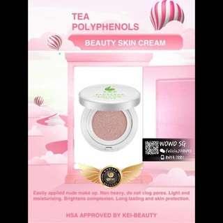 Tea polyphenols CC CUSHION (beauty skin cream)