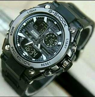 Aksesoris jam tangan pria G-SHOCK ring Besi