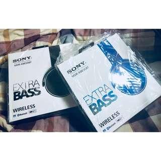 🚚 Sony Bass 藍芽耳機🎧
