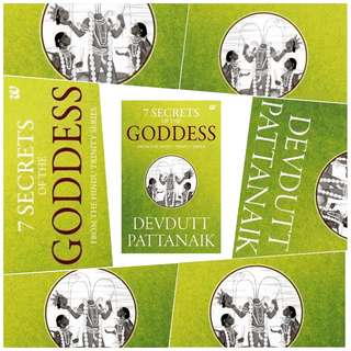 7 Secrets of the Goddess (Hindu Trinity Series)