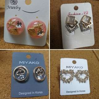 Earrings 3@rm35