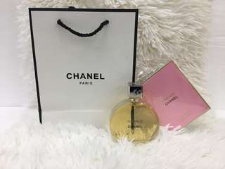 Chanel chance Parfum gold 100ml