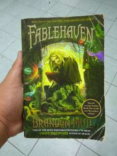 Fablehaven by Brandon Mull (Book One)