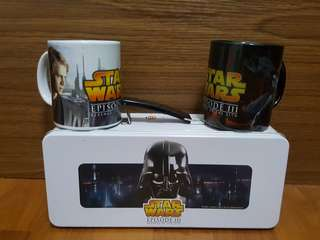 Star Wars Limited Edition Mugs (BRAND NEW)