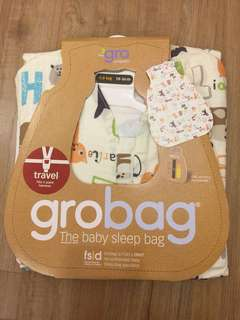 Grobag : the baby sleepbag