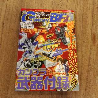 Gundam Manga issue GBFA