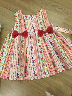 Little Fairy Girl Dress