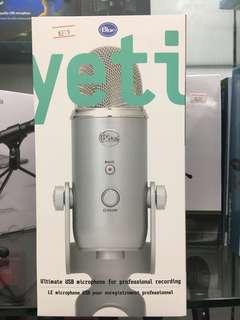 Blue Yeti (1 year warranty)