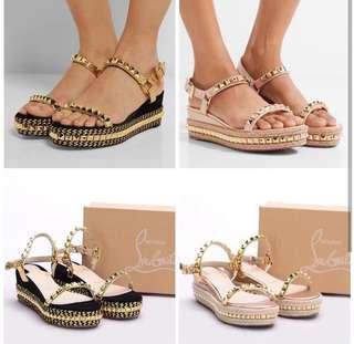 Sepatu sandal cl