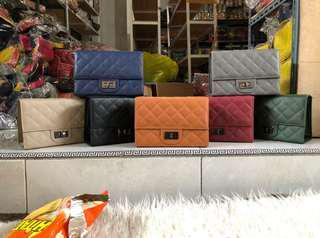 Chanel Boxy (grey, black, army, navy, brown)