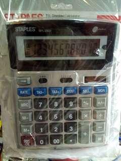 Staples calculator