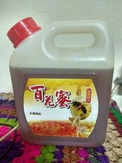 🚚 蜂蜜 百花蜜