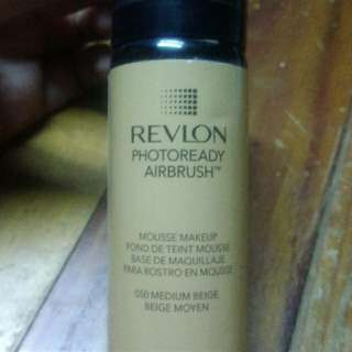 Revlon Airbrush Foundation