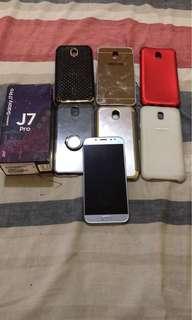 Samsung j7 pro silver blue CAPTURE NIGHT