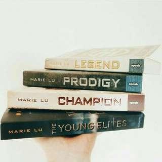 Legend Complete Series - Marie Lu