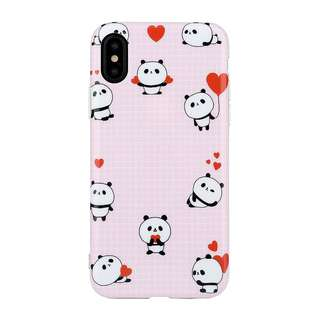 🌼C-1279 Chinese Panda Case for iPhone🌼