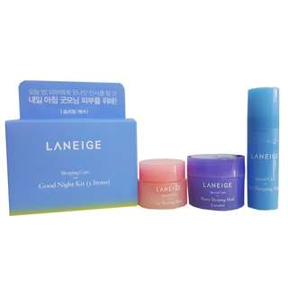[New] Laneige Sleeping Care Good Night Kit