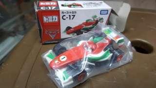 TOMICA AUTHENTIC PIXAR CARS