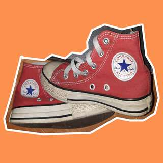 Original Converse High-cut for kids