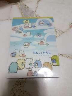 San-x note book