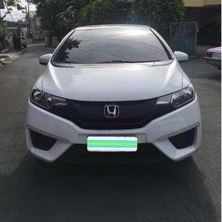 2016 Honda Jazz 1.5 V