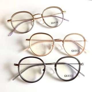 Gucci 平光眼鏡
