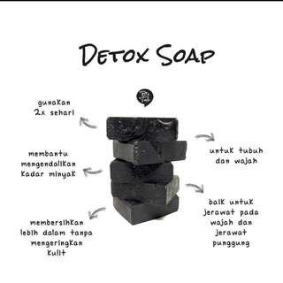 ORI BIOTALK detox soap