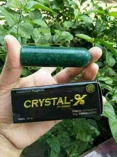 Crystal X herbal