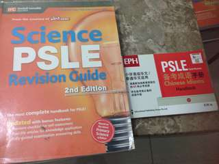 PSLE revision Science Guide