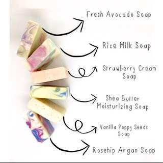 ORI biotalk soap lengkap