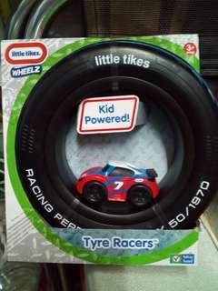 Little tikes tyre racer