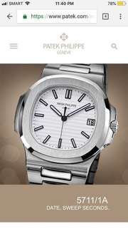 patekphilippe watch