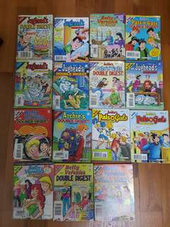 🚚 ARCHIE COMICS COLLECTIBLES (THICK)