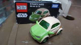 TOMICA AUTHENTIC STAR WARS CARS