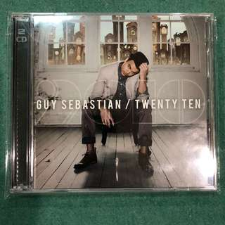 GUY SEBASTIAN (Twenty Ten / Limited Edition 2CD)