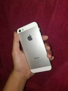iphone 5 16gb globe locked