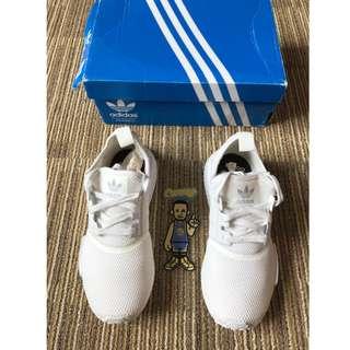 愛迪達ADIDAS NMD 純白運動鞋