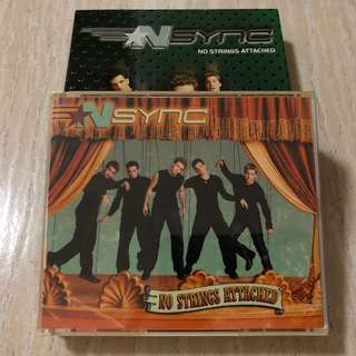 NSYNC - No Strings Attached (Strictly Limited Edition)