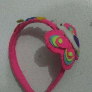 Bando flanel butterfly