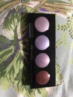 Revlon Cream Eyeshadow Wild Orchid Palette