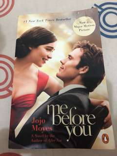 Me before you english version